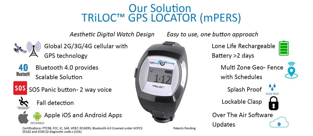 SafeTracks Lockable GPS Tracker - Cybermation Inc